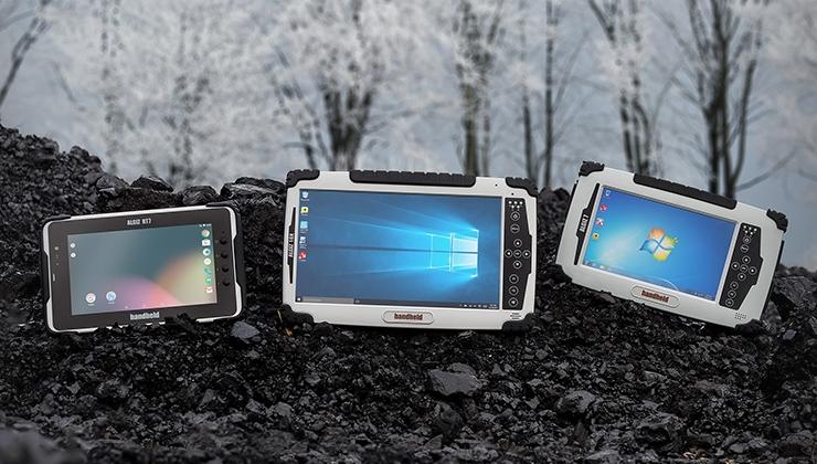 Handheld Tablets rugerizados