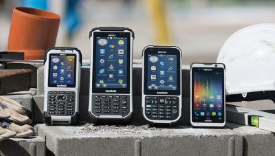Handheld PDAs Rugerizados