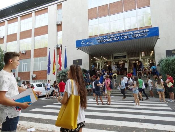 ETSI Aeronáutica y del Espacio de la Universidad Politécnica de Madrid
